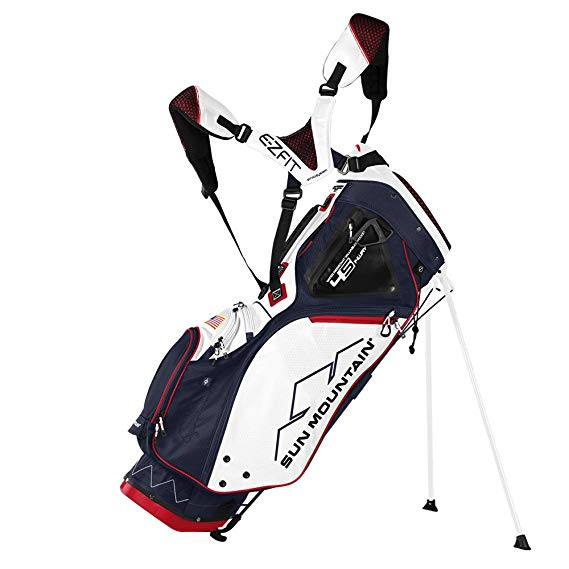 Sun Mountain Golf 2018 4.5 14-Way Stand Golf Bag