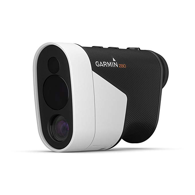 Garmin Approach Z80, Golf Laser Range Finder with 2D Course Overlays