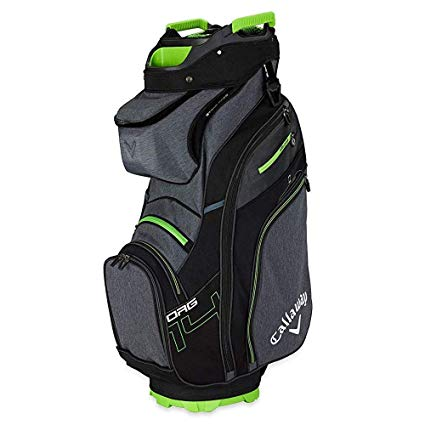Callaway 2019 Org 14 golf cart bag reviews
