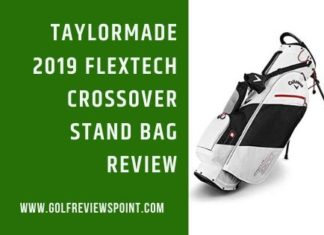 TaylorMade 2019 Flextech Crossover Stand Bag Review