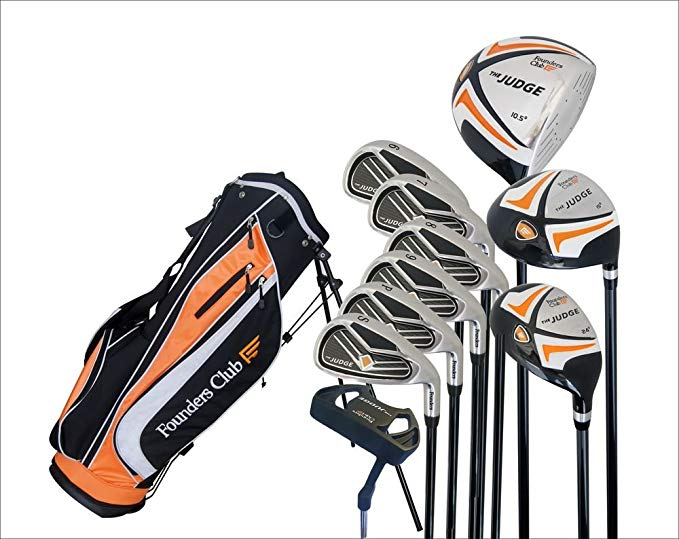 Judge Founders Club Complete Golf Set
