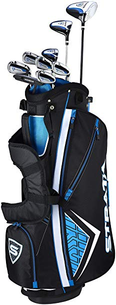 Callaway Strata 12-piece men's set