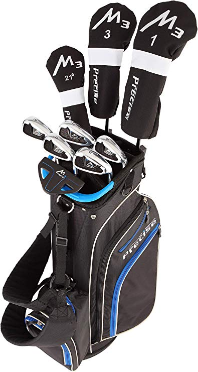 Precise 18-Piece GolfSet : Best Beginner Golf Set