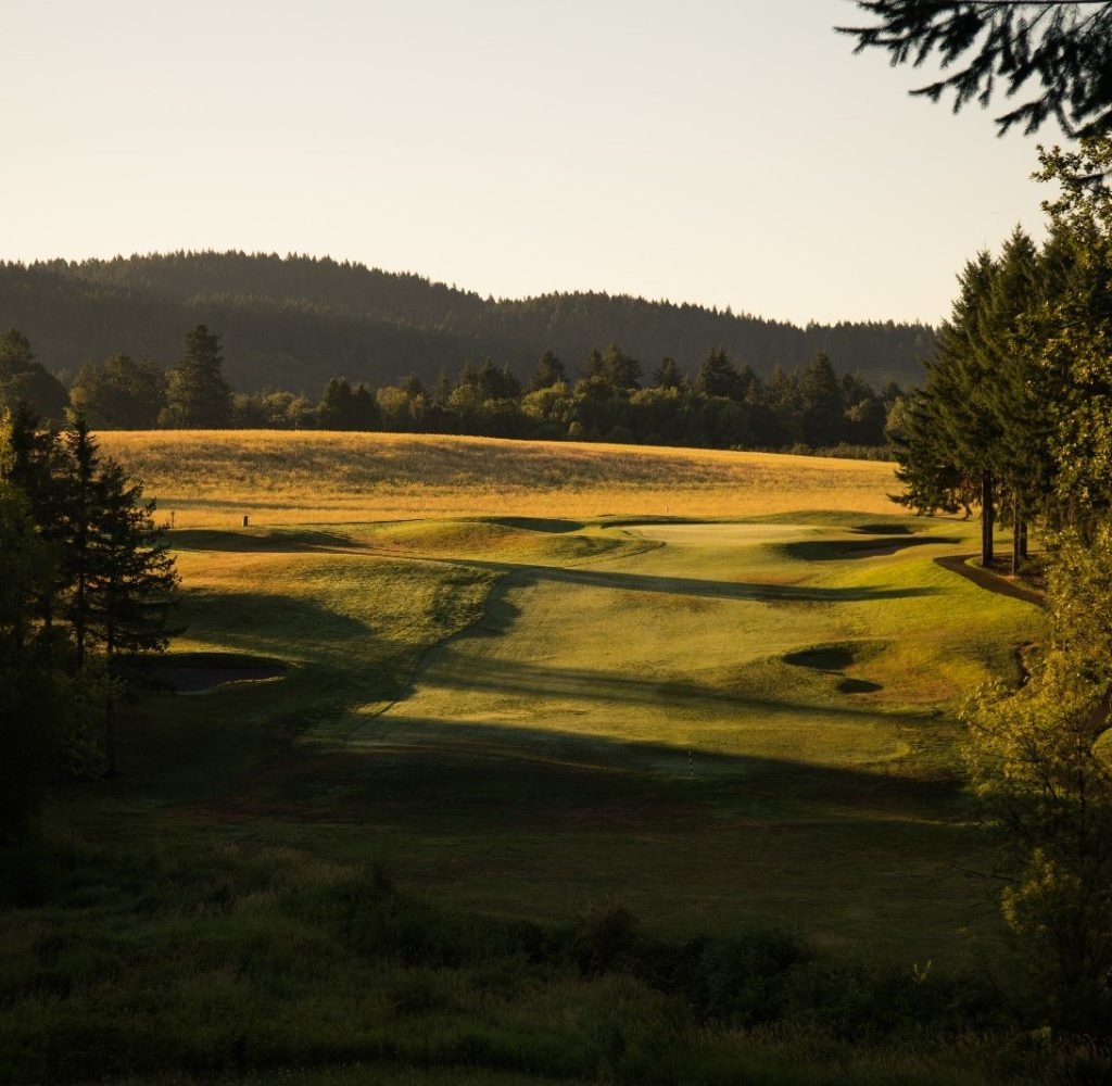 best golf courses in Portland-Chehalem Glenn Golf Course