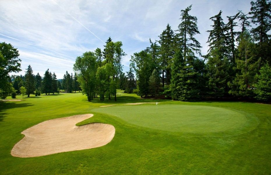Best Golf Courses Portland Golf Club