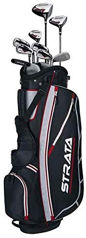 Callaway Strata Men's Complete 12 Piece Set (left handed)