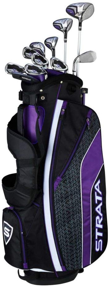 Callaway Strata Ultimate Complete Golf Club Set (16- piece)