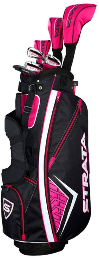 Callaway Strata Complete Golf Club Set (11 Piece) for ladies