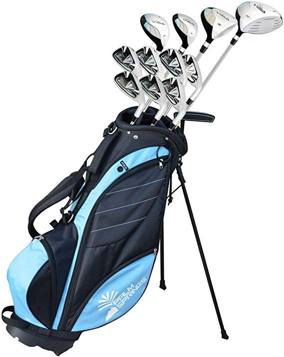 Palm Spring Lady petite Golf Club Set for women