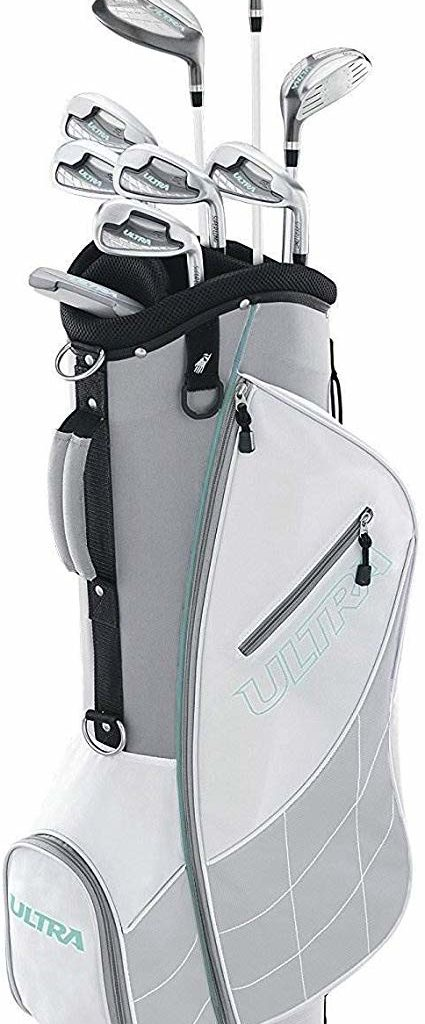 Wilson Ultra Complete Package Golf Club Set for female golfers