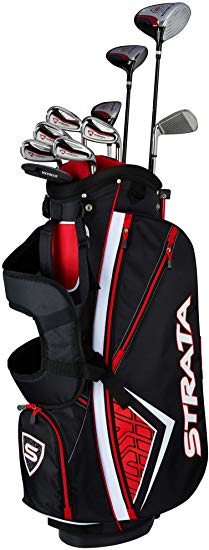Callaway Strata Plus Complete Golf Club Set (14 pieces)