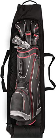Athletico Padded Golf bag cover for traveling