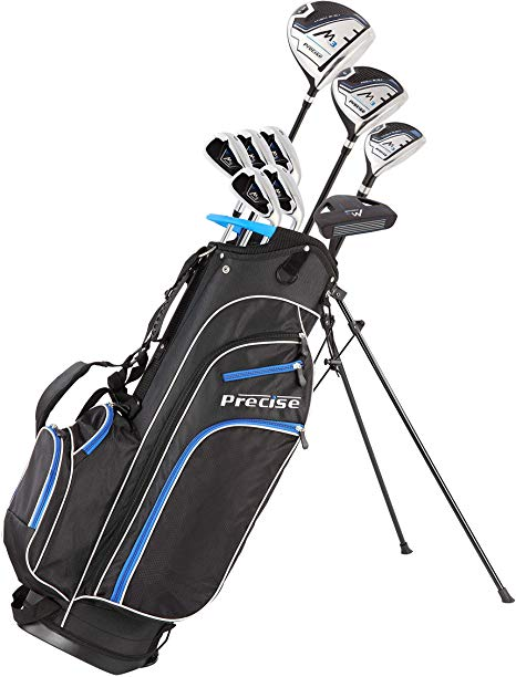 Precise M3 Men's Golf Clubs Set