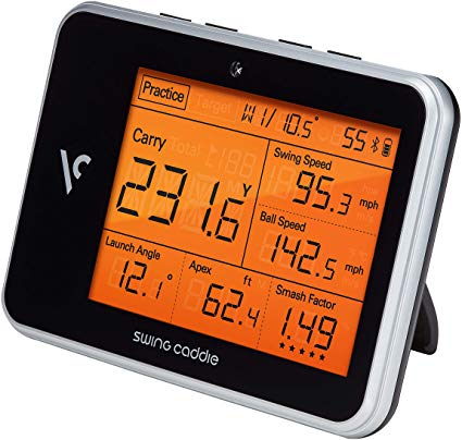 Voice Caddie SC300 Portable Golf Launch Monitor Review