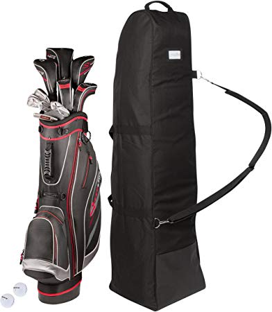 Athletico Padded Golf Bag for flying