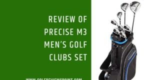 Precise M3 Men's Golf Clubs Set Review