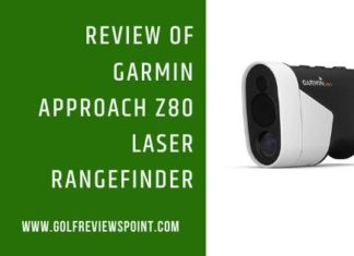 Garmin Approach Z80 Rangefinder Review