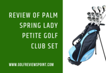 Palm Spring Lady Petite Golf Club Set Review
