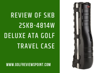 SKB 2SKB-4814W Deluxe ATA Golf Travel Case Review