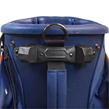 Top-Lok Technology of Bag Boy Revolver FX Cart Bag