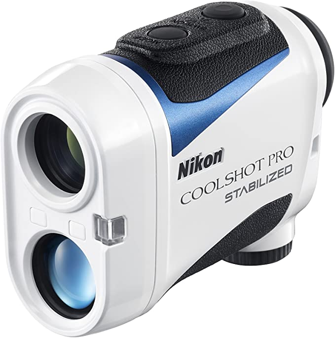 Nikon Coolshot Pro Stabilized Golf Rangefindereper