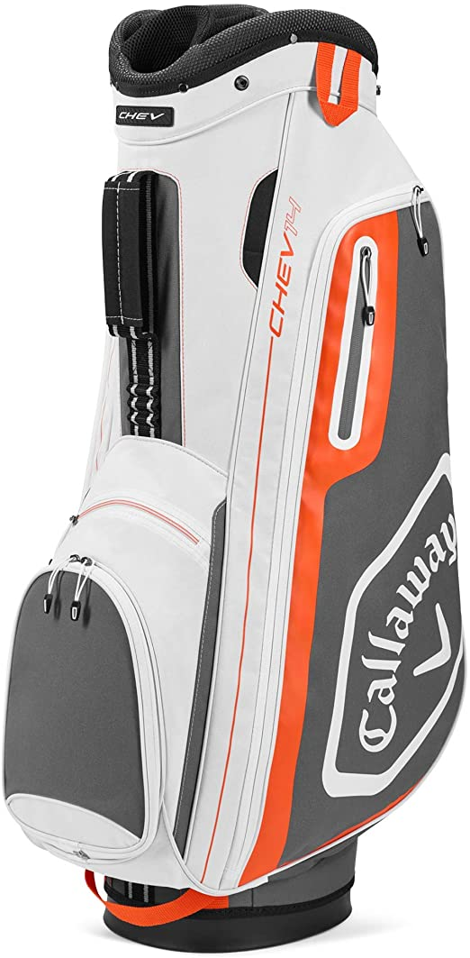 Callaway Golf 2020 Chev 14 Cart Bag Review