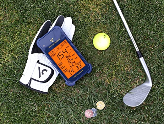 Voice Caddie SC 200 Portable Golf Launch Monitor