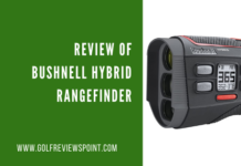 Review of Bushnell Hybrid Rangefinder