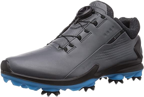 Ecco Athletic Men's Biom G 3 Boa Gore-tex Golf Shoe - best men's golf shoes for walking